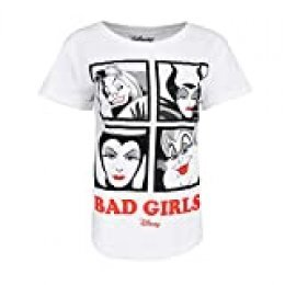 Disney Bad Girls Camiseta para Mujer