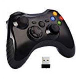 Mandos para PC, Anpreme Mandos inalámbrico PS3 Gaming Controller Bluetooth Gamepad con PS3 PC Smartphone Android et iOS Gamepad Wireless para PC Windows 10/8/7/Vista, Smart TV, TV Box