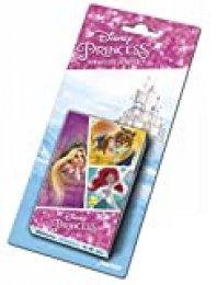Disney Princesas Baraja de Cartas Infantil, Multicolor (Naipes Heraclio Fournier 1034800)