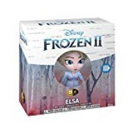 Funko- 5 Star: Frozen 2-Elsa Disney Figura Coleccionable, Multicolor, Talla única (41722)