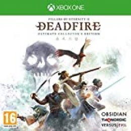 Pillars of Eternity II: Deadfire Ultimate Collector's Edition - Collector's Limited - Xbox One [Importación italiana]