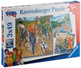 Ravensburger 08066 Aventuras con TKKG
