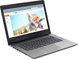 "Lenovo Ideapad 330-15ICH - Ordenador Portátil 15.6"" FullHD (Intel Core i7-8750H, 8GB RAM, 1TB HDD, Nvidia GTX1050-2GB, Sin sistema operativo), Negro - Teclado QWERTY Español"