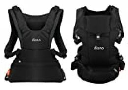 Diono Carus Essentials 3 en 1, color negro