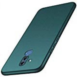 ORNARTO Funda Huawei Mate 20 Lite,Mate 20 Lite Carcasa [Ultra-Delgado] [Ligera] Mate Anti-arañazos y Antideslizante Protectora Sedoso Caso para Huawei Mate 20 Lite(2018) 6.3' Arena Verde