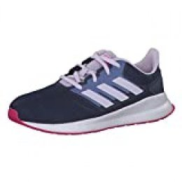 Adidas Answer V Low, Zapatillas de Gimnasio Unisex Adulto, Blanco/Negro/Plata Mate, 44 EU