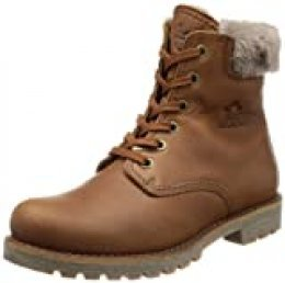 Panama Jack Panama 03 Igloo B6, Zapatos de Cordones Brogue para Mujer