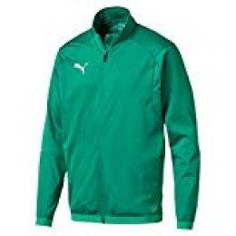 Puma Liga Training Chaqueta de Entrenamiento, Hombre, Verde (Pepper Green/White), S