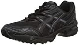 Asics GEL-1090, Running Shoe Mens, Negro, 42.5 EU