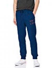 HKT by Hackett London Hkt Jogger Pantalones De Deporte, Azul (Indigo 561), 54 (Talla del Fabricante: X-Large) para Hombre