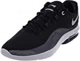 Nike Air MAX Advantage 2, Zapatillas de Running para Hombre, Negro (Black/White/Anthracite 001), 44 EU