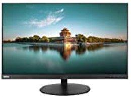 "Lenovo ThinkVision P27Q LED Display 68,6 cm (27"") Wide Quad HD Plana Negro - Monitor (68,6 cm (27""), 2560 x 1440 Pixeles, Wide Quad HD, LED, 4 ms, Negro)"