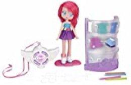 Piny Fashion Doll- Piny KT Fashion Tester con muñeca Michelle. (Famosa 700013626)