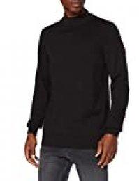 Meraki Ra1029m jersey hombre, Negro (Black), M