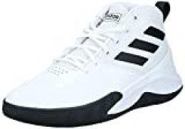 Adidas Ownthegame, Sport Shoes Mens, Ftwbla/Negbás/Ftwbla
