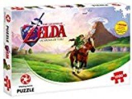 ZELDA 599386031 - Puzzle The Legend of Ocarina (1000 Piezas)