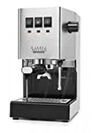 Gaggia 886948011010 Espresso - Portafiltros (acero inoxidable)