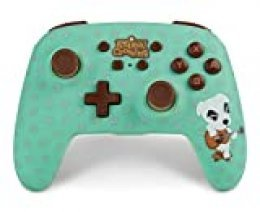 Mando inalámbrico PowerA mejorado para Nintendo Switch: K.K. Slider
