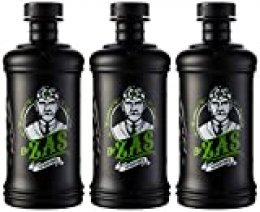 Licor Picante de Guindilla Verde Dr Zas  - 3 botellas de 70 cl - Total: 210 cl