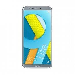 """Honor 9 LITE - Smartphone Android (pantalla infinita 5,65"""" FHD+ 18:9, 4G, 4 cámaras 13MP+2MP, 3GB RAM, 32GB, lector de huellas, Octa-core, 3000 mAh), Gris"""