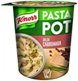 Knorr Pasta con Salsa Carbonara - 62 g