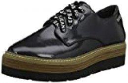 Pepe Jeans Luton Land, Zapatos de Cordones Derby para Mujer
