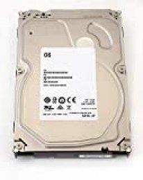 "Seagate Barracuda/Desktop HDD White Label - Disco duro interno (3,5"", 8,9 cm, PC, HDD, NAS, mín. 5400 RPM, SATA-600, SATA3, Serial ATA, recertified 2.000GB (2TB)"