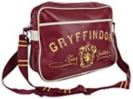 Bolsa retro de Harry Potter (Gryffindor)