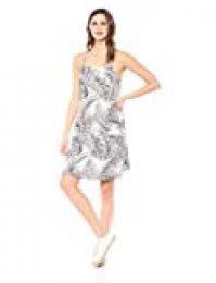 Marca Amazon - 28 Palms Tropical Hawaiian Print Halter Shift Dress - dresses Mujer