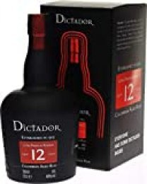 Dictador 12 yo Rum 70cl [Wine]