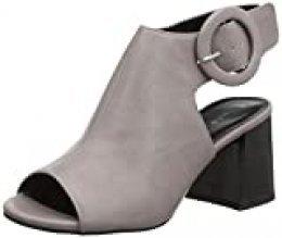New Look Sapple, Zapatos con Tacon y Correa de Tobillo para Mujer
