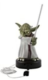 Joy Toy Star Wars - Protector Yoda con conexión USB