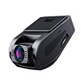 """AUKEY Dashcam, Full HD 1080P Cámara para Coche 170° Grados de Amplio Ángulo con Detección De Movimiento, Visión Nocturna, G-Sensor, Loop de Grabación, 1.5"""" LCD Pantalla (DR02)"""
