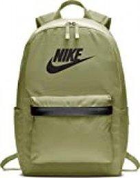 Nike Nk Heritage Bkpk - 2.0 Sports Backpack, Unisex adulto, Dusty Olive/Dusty Olive/(Dk Smoke Grey), MISC