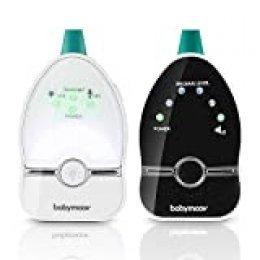 Babymoov Easy Care Vigilabebés audio con lamparita, Easy Care - 500m