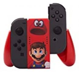 PowerA - Comfort Grip Para 2 Joy-Con De Mario Odyssey (Nintendo Switch)