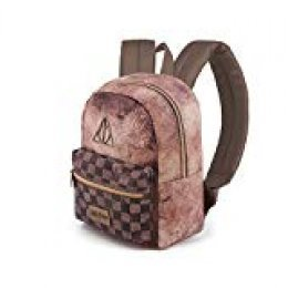 Karactermania Harry Potter Relic-Soft Rucksack (Klein) Mochila Tipo Casual 27 Centimeters 7.5 Multicolor (Multicolour)