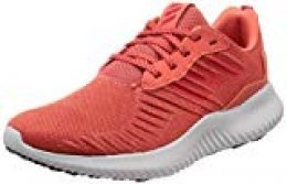 Adidas Alphabounce RC w, Zapatillas de Deporte para Mujer, Naranja (Esctra/Escarl/Negbas 000), 42 EU