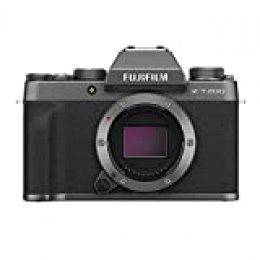 Fujifilm X-T200 - Kit cámara con objetivo intercambiable XC15-45/3.5-5.6 PZ, color antracita