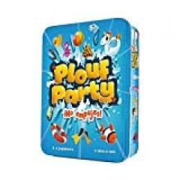 Cocktail Games- Plouf Party - Español, Color (Asmodee CGPP0001)