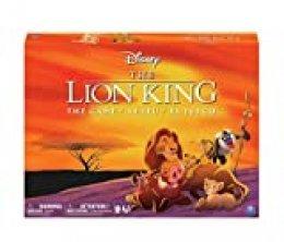 Spin Master Disney Lion King Juego de Mesa de Carreras Niños y Adultos - Juego de Tablero (Juego de Mesa de Carreras, Niños y Adultos, Niño/niña, 6 año(s), Multicolor, China)