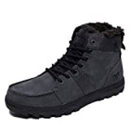 DC Shoes (DCSHI) Woodland-Sherpa Winter Boots For Men, Botas de Nieve para Hombre