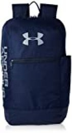 Under Armour Patterson Backpack, Mochila Unisex, Azul, OSFA