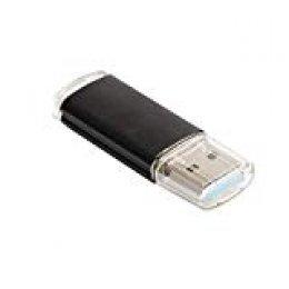 SODIAL USB 3.0 Unidad Flash 128Gb Capacidad U Disco Tarjeta De Memoria Memoria USB Alta Velocidad Usb3.0 Pendrives para Android Teléfono Inteligente Tablet Pc Cw10029 Negro