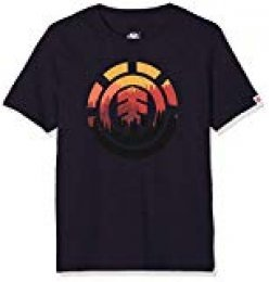 Element Glimpse Icon SS Boy tee Shirt, Niños