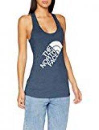 The North Face Play Hard Camiseta de Tirantes con Estampado, Mujer