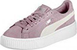 PUMA Suede Platform, Zapatillas para Mujer