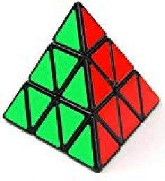 Cubo de profesional piramidal 3x3.