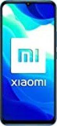"Xiaomi Mi 10 Lite (Pantalla AMOLED 6.57"", TrueColor, 6GB+64GB, Camara de 48MP, Snapdragon 765G, 5G, 4160mah con Carga 20W, Android 10) Azul"