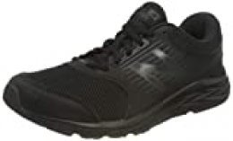 New Balance 411, Zapatillas de Running para Mujer, Negro (Triple Black), 44 EU